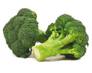 Brócolis, fonte de fibras