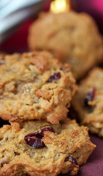 Cookies de Caqui: A saúde em sua mesa!