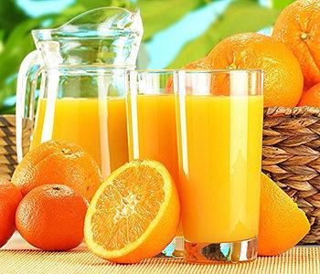 """As laranjas são classificadas como o alimento número um no """"índice de saciedade"""
