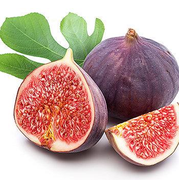 Figos fornecem uma boa quantidade de fibra alimentar que ajuda a manter a sua saúde digestiva