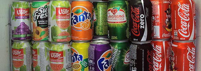 O refrigerante influencia negativamente em nossos corpos e mina nossas dietas