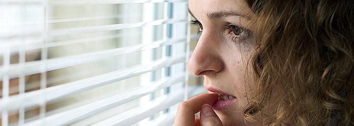 A ansiedade é um sentimento de preocupação e nervosismo sobre algo incerto.