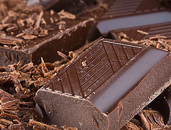O chocolate meio amargo tem sido recentemente empregado como mais um aliado para uma vida saudável.