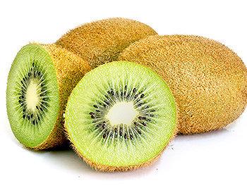 O kiwi é a fruta mais alcalina que existe.