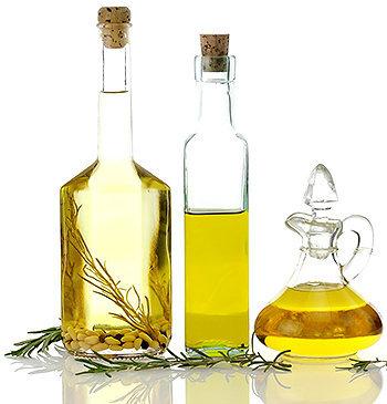 O óleo de canola é extraído das sementes da colza