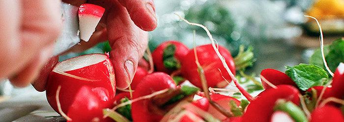 Os rabanetes são excelentes fontes de vitaminas e minerais.