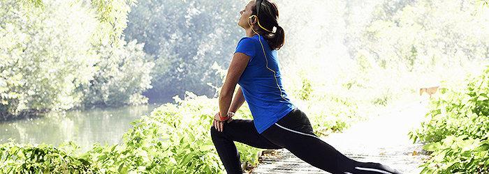 Para melhorar a sua atitude positiva diante da vida, faça uma breve caminhada em áreas verdes, como parques e jardins.