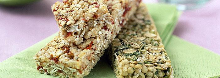 Algumas das barrinhas de cereais mais vendidas no mercado são cheias de açúcar e gordura.