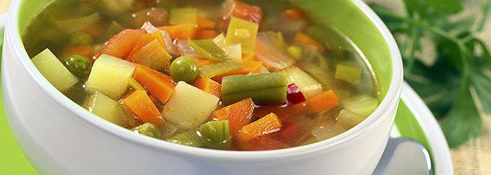 3 Receitas de Sopa de Legumes para emagrecer com saúde
