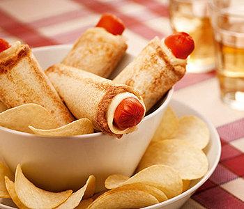 Enroladinho de Salsicha: Aprenda a fazê-lo frito e assado